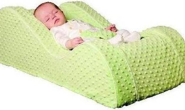 "This undated image provided by the Consumer Product Safety Commission shows the Nap Nanny, made by Baby Matters LLC of Berwyn PA. The Consumer Product Safety Commission filed an administrative complaint Wednesday, Dec. 5, 2012, alleging that the new model of the Nap Nanny, called the Chill, and two earlier versions ""pose a substantial risk of injury and death to infants."" (AP Photo/The Consumer Product Safety Commission)"