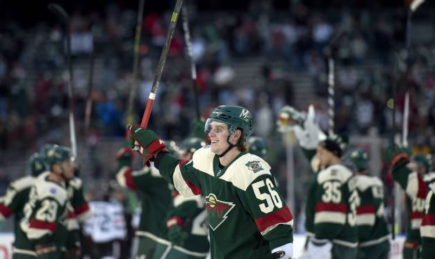 NHL Playoffs: What channel is Stars vs. Wild Game 5 on?