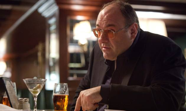 "FILE - This undated publicity film image released by The Weinstein Company shows James Gandolfini in a scene from ""Killing Them Softly."" (AP Photo/The Weinstein Company, Melinda Sue Gordon, File)"