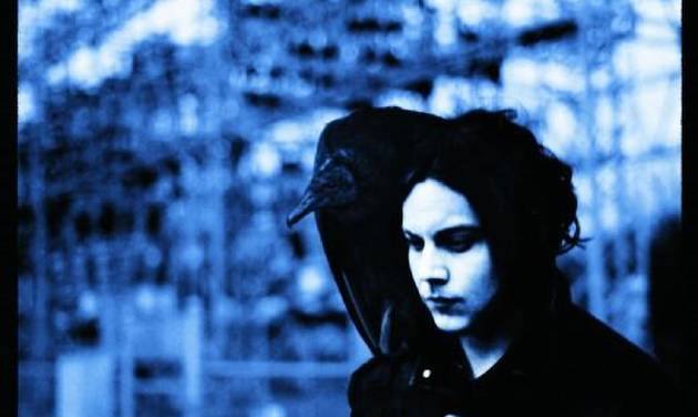 """In this CD cover image released by Third Man Records, the latest release by Jack White, """"Blunderbuss,"""" is shown. (AP Photo/Third Man Records)"""