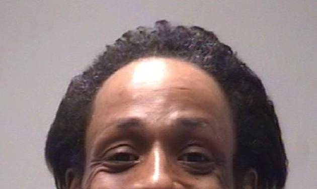 FILE - This file photo provided by the Coweta County Sheriff Dept. shows comedian and rapper Katt Williams after his Nov. 8, 2009 arrest in Newnan, Ga. The Sacramento Bee reports that Williams was arrested Friday night Dec. 7, 2012 in Dunnigan, Calif., on a felony warrant related to a police chase. The California Highway Patrol says Williams fled officers on a three-wheeled motorcycle on Nov. 25 after being spotted driving on a downtown Sacramento sidewalk. (AP Photo/Coweta County Sheriff Dept.)