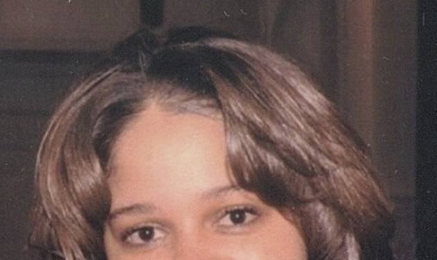 """In an undated photo provided by the Joe family, Kristen Michelle Joe is shown. After an asthma attack ended her own life at age 28, Kristen was credited with saving at least four others as an organ donor. On New Year's Day, the Detroit woman and 71 other donors across the country will be memorialized in """"floragraphs,"""" which are floral arrangements incorporating their portraits, on a float in their honor at the Tournament of Roses Parade in Pasadena, Calif. (AP Photo/Courtesy of the Joe Family)"""