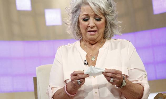 "FILE - In this June 26, 2013 file photo provided by NBC, celebrity chef Paula Deen cries on NBC News' ""Today"" show in New York days after she issued two videotaped apologies on YouTube seeking forgiveness following her admission that she used a racial slur in the past. Deen tried to apologize after court documents revealed she had admitted using racial slurs. But her apology was defensive. That video was quickly scrapped and replaced with a second video and more defensiveness. ""I want people to understand that my family and I are not the kind of people that the press is wanting to say we are,"" the celebrity chef said. (AP Photo/NBC, Peter Kramer, File)"