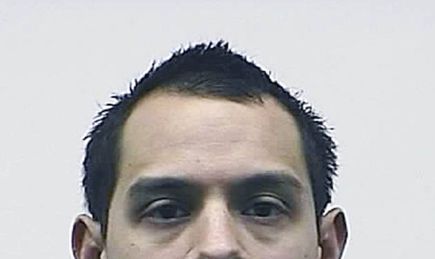 This undated photo released by the Summit County Sheriff Department shows Dominic Martucci. Officials fired Martucci for ordering five jail inmates to dance to a song by Usher in exchange for privileges such as using a phone or microwave, the sheriff's office said Thursday, May 3, 2012. (AP Photo/Summit County Sheriff Department)