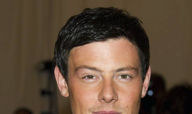 FILE - In this May 7, 2012 file photo, Cory Monteith arrives at the Metropolitan Museum of Art Costume Institute gala benefit, celebrating Elsa Schiaparelli and Miuccia Prada in New York. A coroner's final report on Monteith issued Wednesday, Oct. 2, 2013, confirmed initial findings that the 31-year-old Canadian-born actor died from using intravenous heroin combined with alcohol. (AP Photo/Charles Sykes, File)