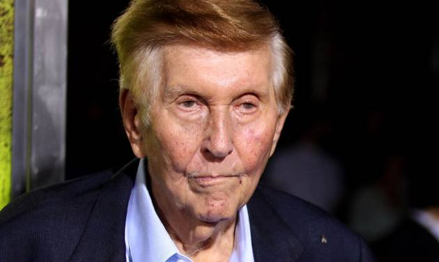 Judge makes no ruling on timing of Sumner Redstone competence trial