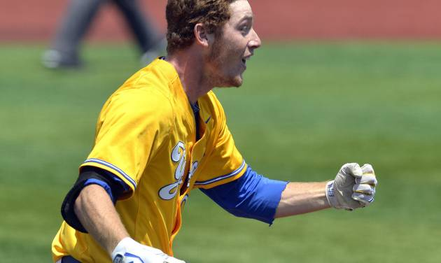UC Santa Barbara beats Louisville 4-2 in NCAA super regional