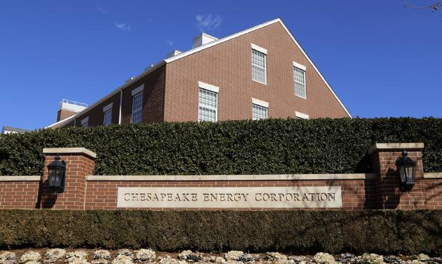 Chesapeake Energy Corporation main campus at NW 63rd and Western. [Photo by Doug Hoke, The Oklahoman]