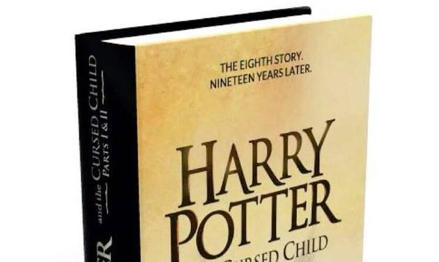 Scholastic announced today that it will publish the script to the upcoming play