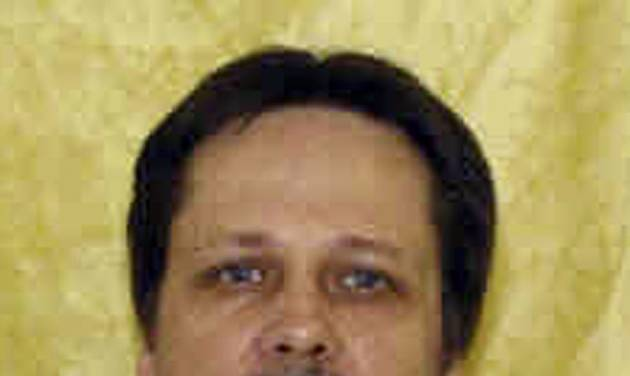 FILE- In this undated file photo provided by the Ohio Department of Rehabilitation and Correction shows Dennis McGuire. California doctor Kent Diveley says neither of the drugs used to execute McGuire in January can be relied on to produce a rapid loss of consciousness and death. Diveley said in a report released by attorneys for McGuire's family Tuesday, Aug 12, 2014 that the execution was not humane from a medical perspective. (AP Photo/Ohio Department of Rehabilitation and Correction, File)