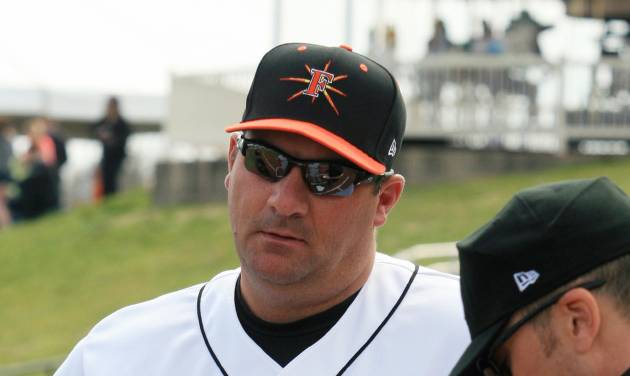 Former OU basketball and baseball player Ryan Minor is now a coach in the Baltimore Orioles organization.  PHOTO COURTESY FREDERICK KEYS