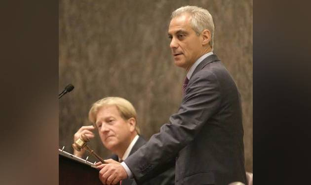 Alderman: Chicago mayor wants to hire 'hundreds' more police
