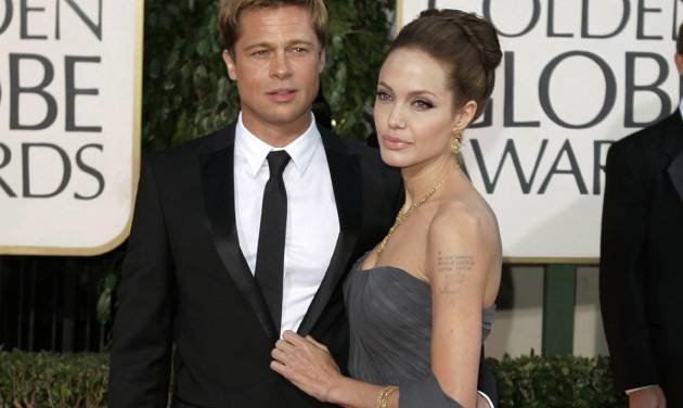 Brad Pitt seeks to seal custody documents