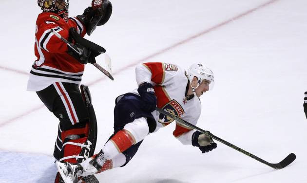 Blackhawks C Toews remains out with upper-body injury
