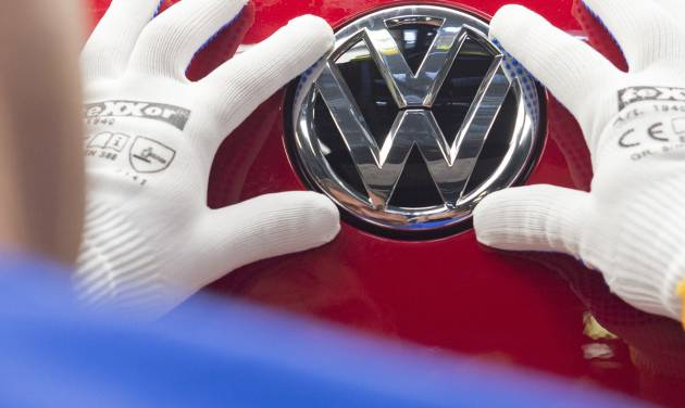 VW to Cut 30000 Jobs (VLKAY)