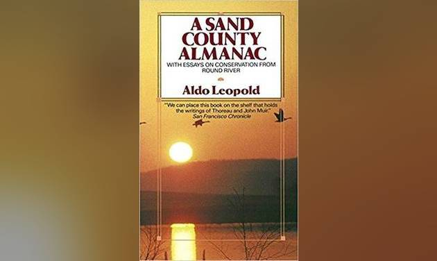 ethics in the book a sand county almanac by aldo leopold