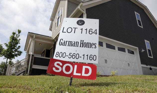 USA home prices surpass pre-recession peak amid healthy sales