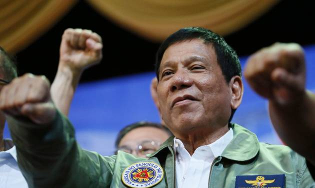 President Duterte to create 'many new alliances' for Philippines