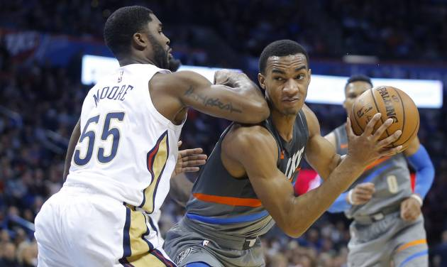 Thunder, Anthony to part ways before National Basketball Association  season