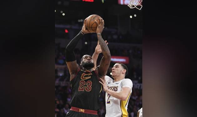 LeBron James to join Lakers for $154 million over 4 years