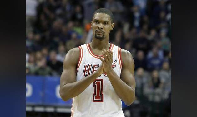 Heat's Chris Bosh: Doctors thought my career was over