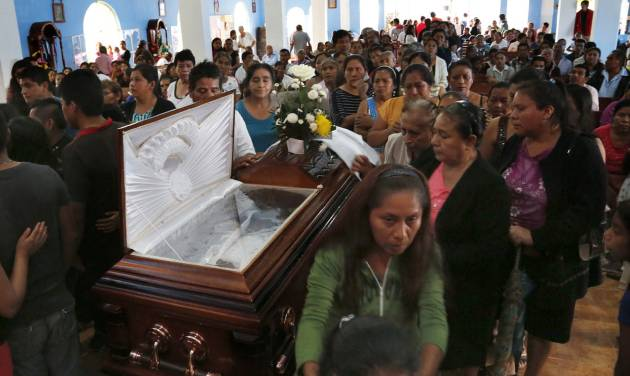 Priest kidnapped in Mexico adds to worries after 2 killed