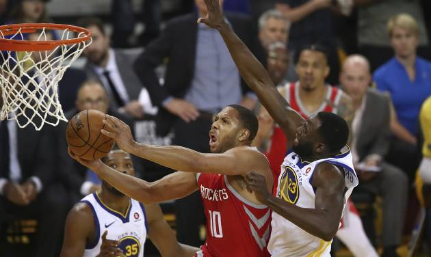 Open thread game seven: Houston Rockets versus Golden State Warriors