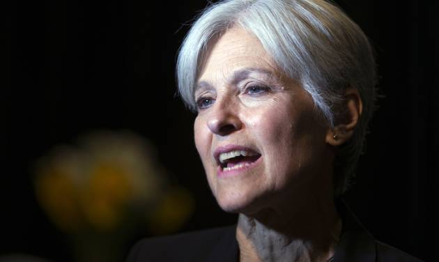 USA election: Green Party's Jill Stein drops Pennsylvania presidential recount petition