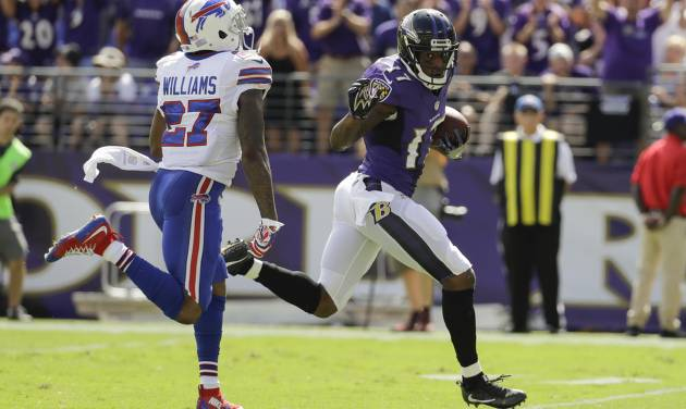 Baltimore Ravens top lethargic Buffalo Bills