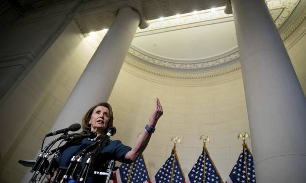 Pelosi cedes some powers to House Dems angry over elections