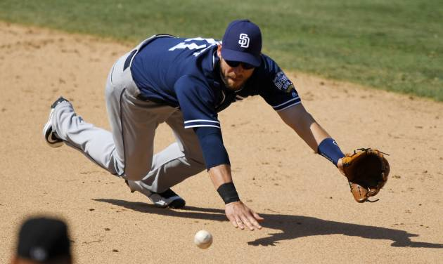 Perdomo falters in Padres' 5-1 loss to first-place Dodgers