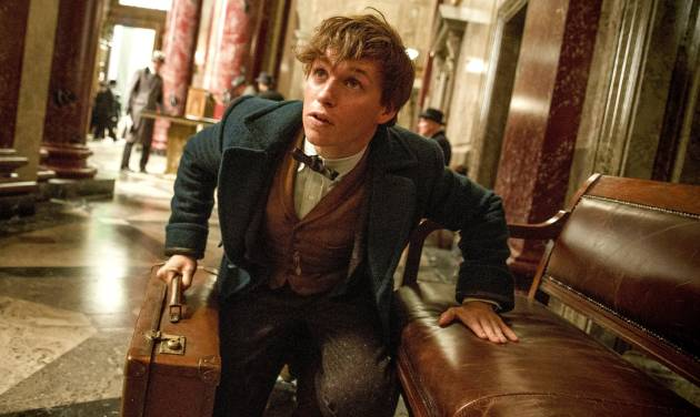 'Fantastic Beasts' movie spinoff will consist of five films - JK Rowling