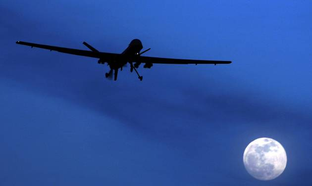 Obama administration releases redacted version of drone policy