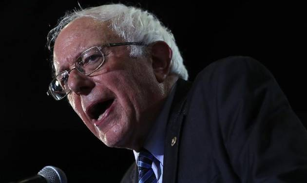 Sanders, Clinton Join Forces at UNH on College Debt
