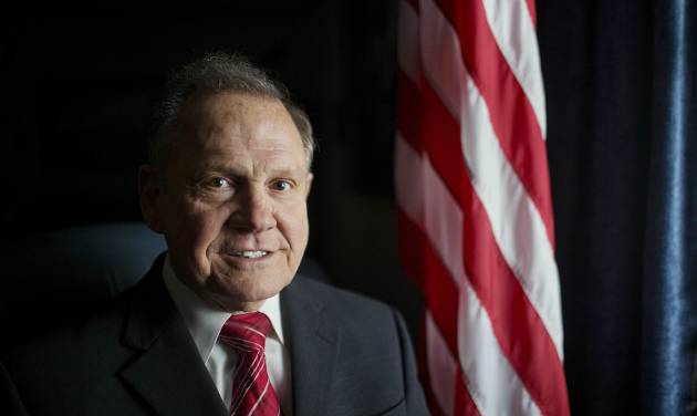 Alabama chief justice's ouster over gay marriage weighed