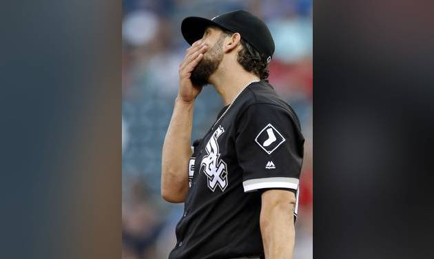 White Sox activate RHP Gonzalez from disabled list