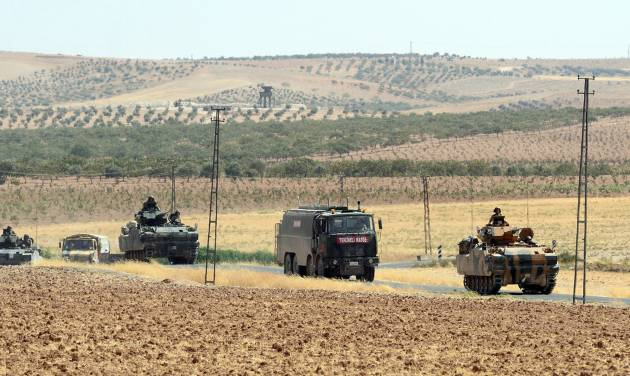 Turkey Continues Offensive in Syria amid US, Kurdish Concerns