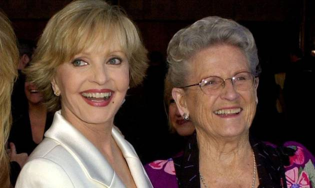 Florence Henderson, who starred in TV's 'The Brady Bunch,' dies at 82