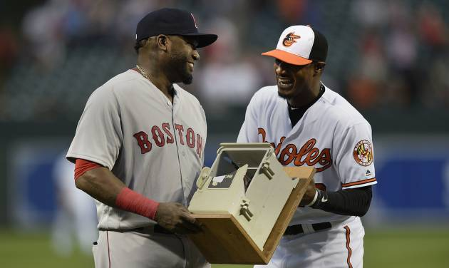 Orioles' Gift To Big Papi Rings True To His Camden Yards Legacy