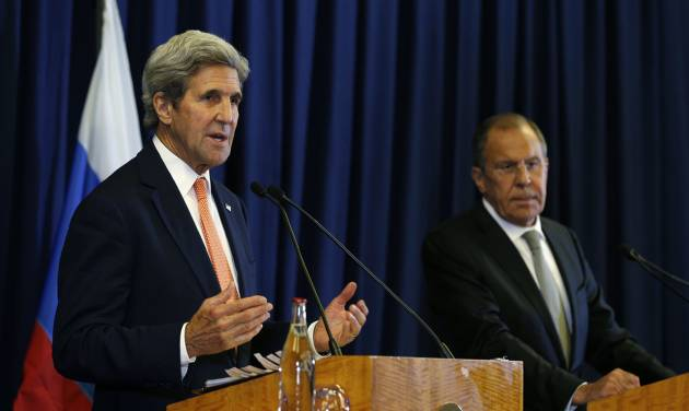 Kerry: US, Russia reach deal to reduce violence in Syria