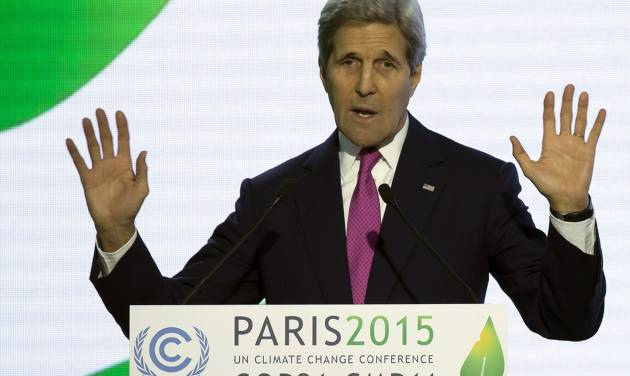 New draft of climate accord leaves big issues unresolved ...
