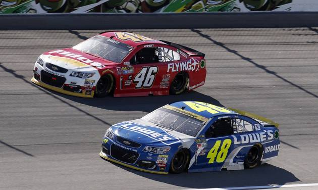 Vote now: Should NASCAR take away wins for inspection failures?