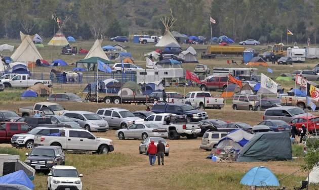 Court Denies Standing Rock's Attempt To Stop Dakota Access Pipeline