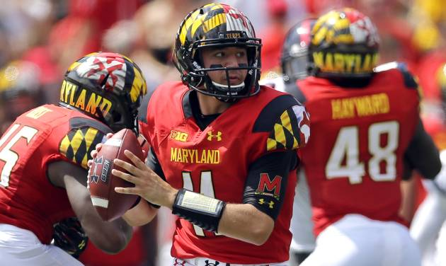 Maryland Terrapins v. Purdue Boilermakers college football game today