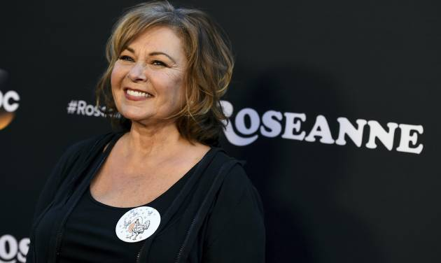 Roseanne Barr Bows Out of Joe Rogan Podcast Appearance