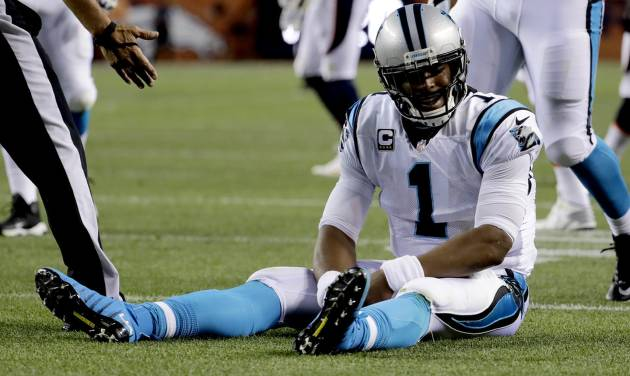 National Football League believes concussion procedures were followed properly in Panthers-Broncos