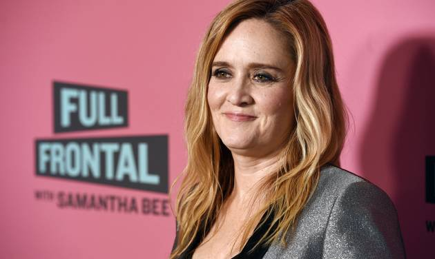 Samantha Bee under fire for calling Ivanka Trump a 'feckless c