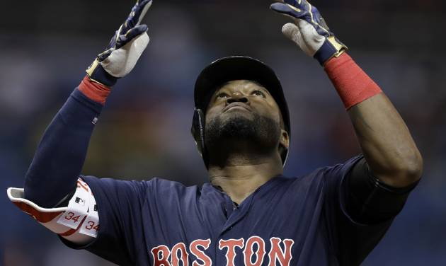 Red Sox 5, Orioles 3: Sox sweep Birds aside