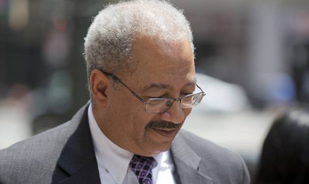 Ex-Rep. Chaka Fattah sentenced to 10 years in prison