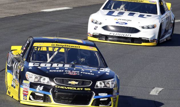 Jones tries to rebound after crash in Xfinity Chase opener